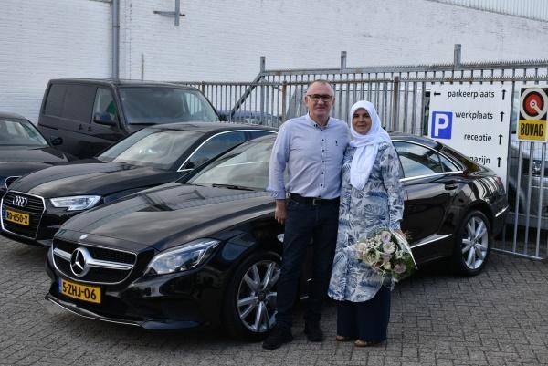 Aflevering Mercedes CLS250D-2019-08-29 17:01:39