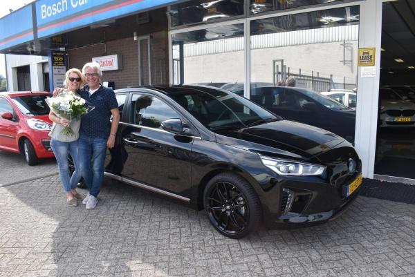 Aflevering Hyundai Ioniq EV