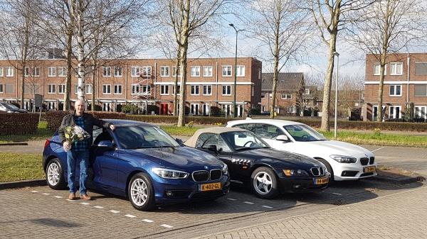 Aflevering BMW 118i automaat-2021-03-25 17:33:22