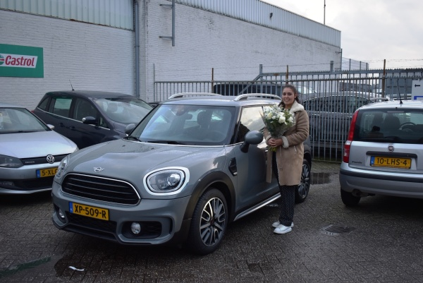 Aflevering Mini Countryman JCW