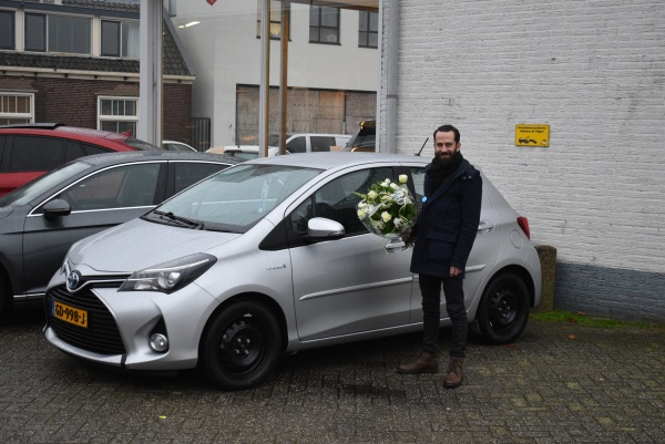 Aflevering Toyota Yaris Hybride-2020-11-30 17:34:27