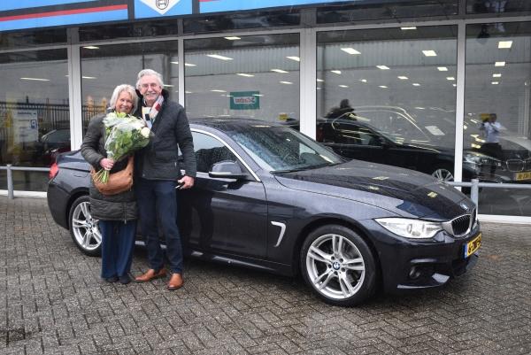 Aflevering BMW 430D GranCoupé-2021-04-16 13:21:13