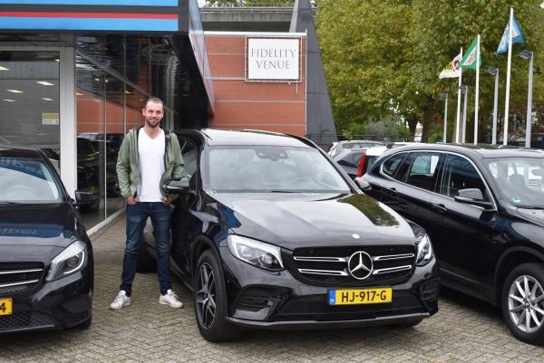 Aflevering Mercedes-Benz GLC250-2020-10-20 11:44:42
