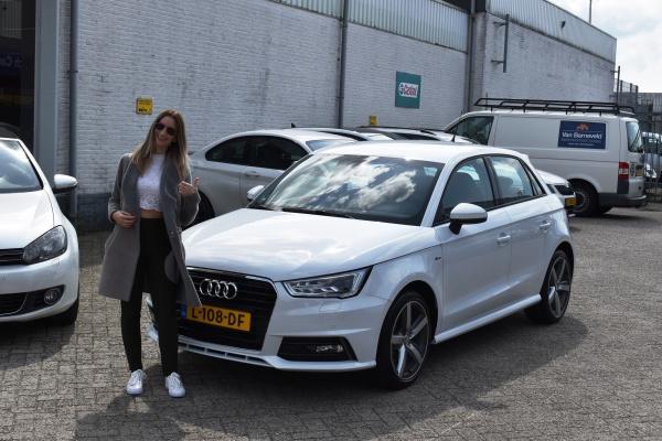 Aflevering Audi A1