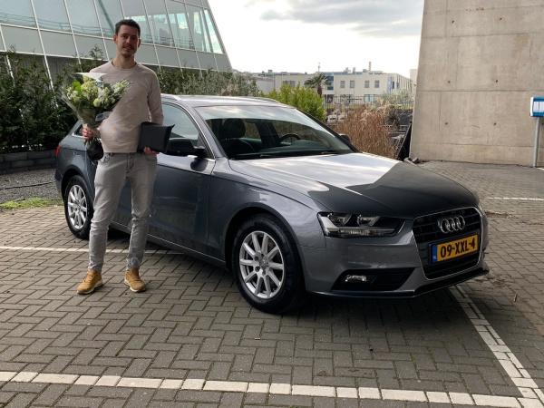 Aflevering Audi A4