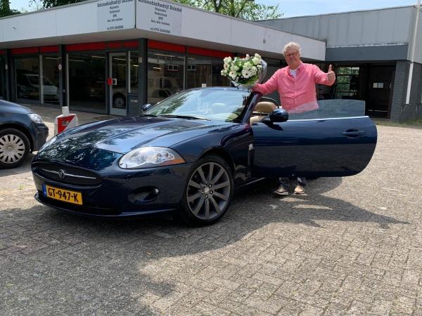 Aflevering Jaguar XK V8-2021-06-09 15:02:30