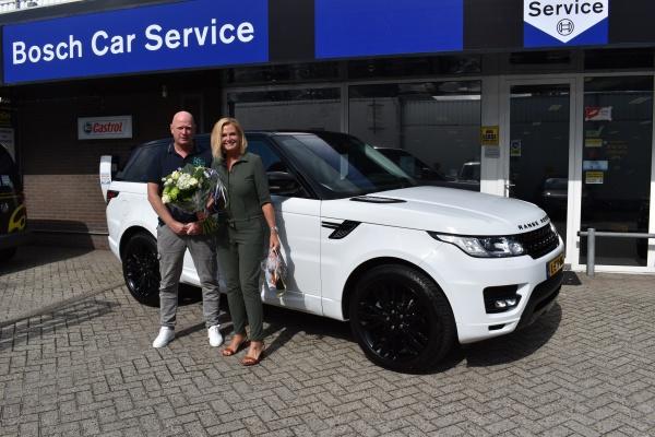 Aflevering Range Rover Sport