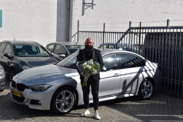 Aflevering BMW 318i