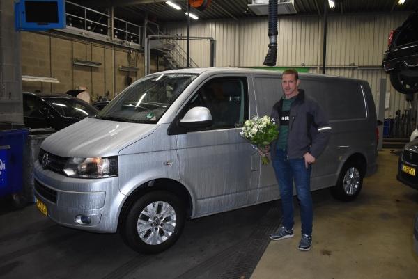 Aflevering Volkswagen Transporter-2019-11-02 15:22:32
