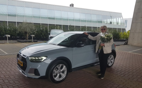 Aflevering Audi A1 Citycarver