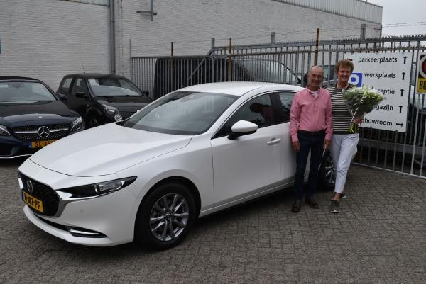 Aflevering Mazda 3