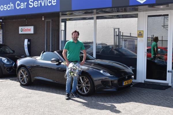 Aflevering Jaguar F-Type