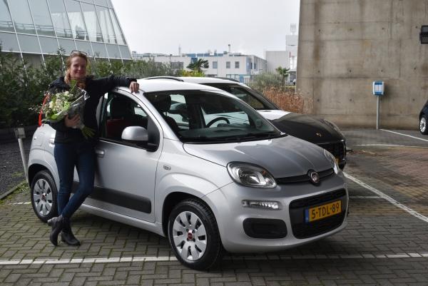 Aflevering Fiat Panda-2021-02-05 16:57:07