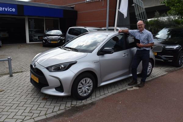 Aflevering Toyota Yaris Hybride-2021-08-06 16:42:13