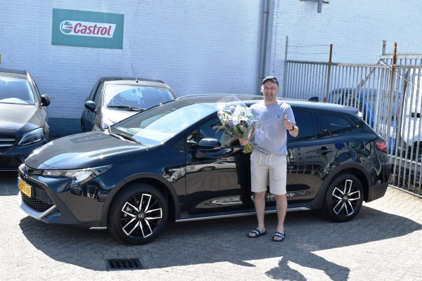 Aflevering Toyota Corolla Touring Hybride Sports-2021-06-17 09:27:52