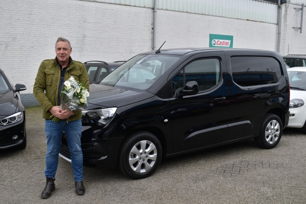 Aflevering Opel Combo