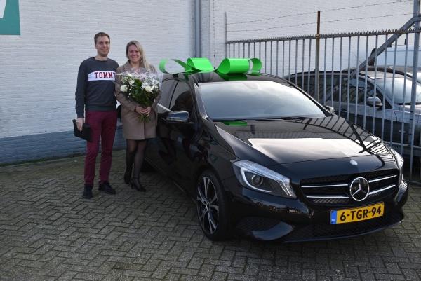 Aflevering Mercedes-Benz A180-2020-11-10 08:20:38