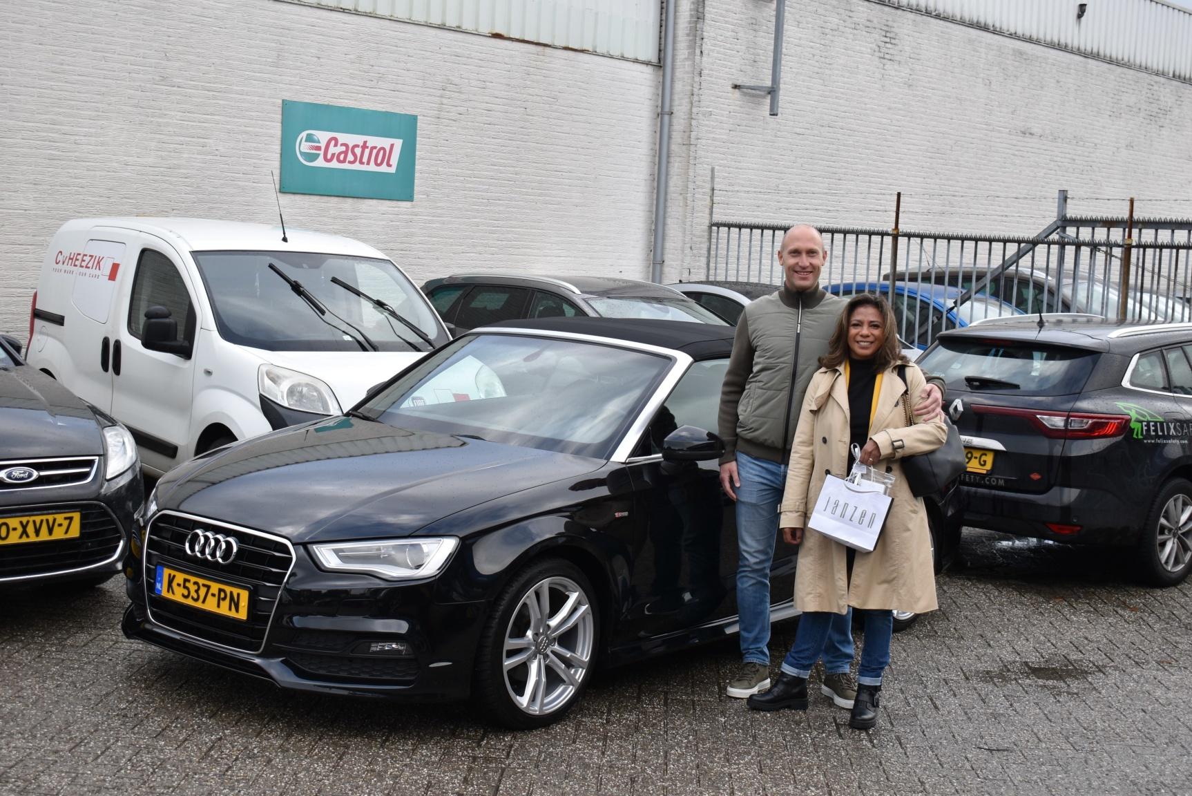 Aflevering Audi A3 cabriolet-2021-10-12 10:33:03
