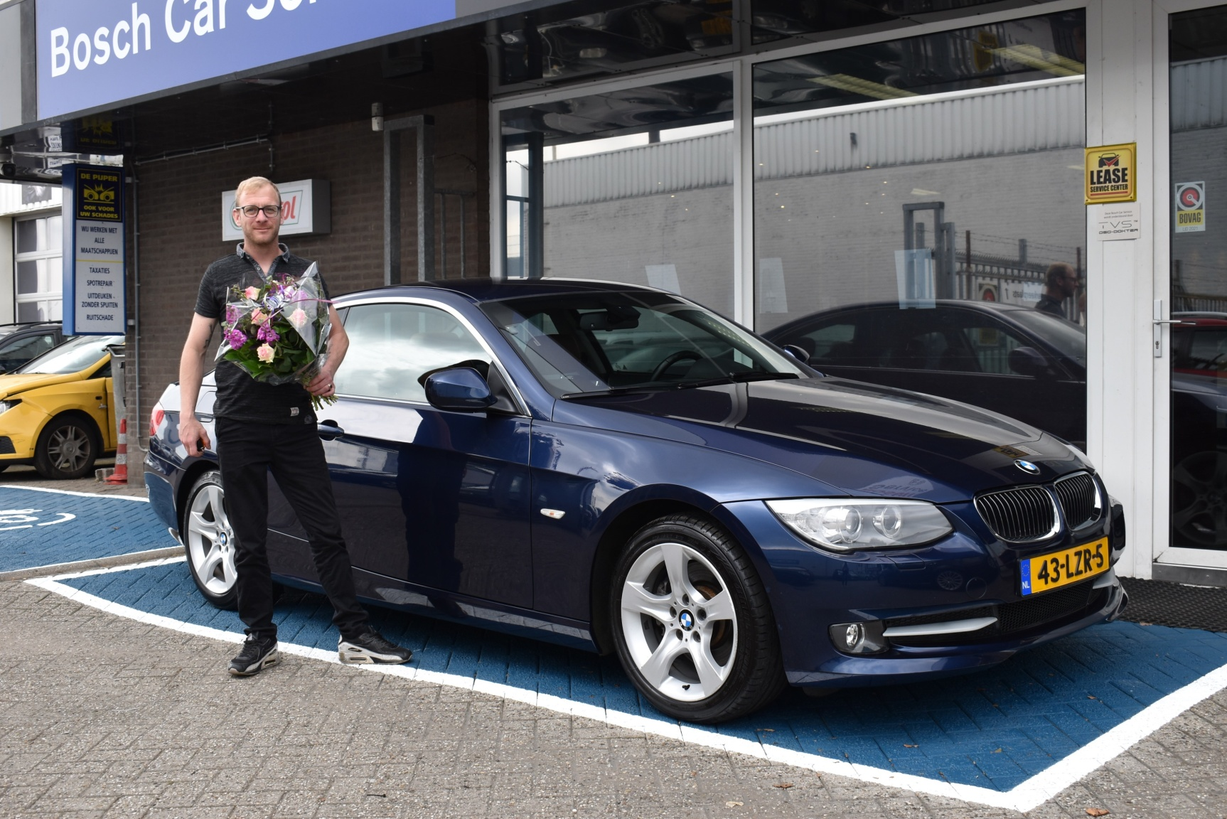 Aflevering BMW 325i-2021-09-14 06:57:18