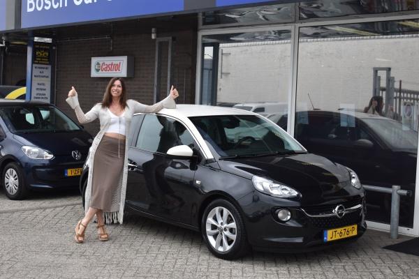 Aflevering Opel Adam