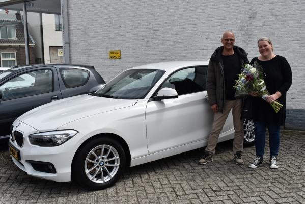 Aflevering BMW 1-serie