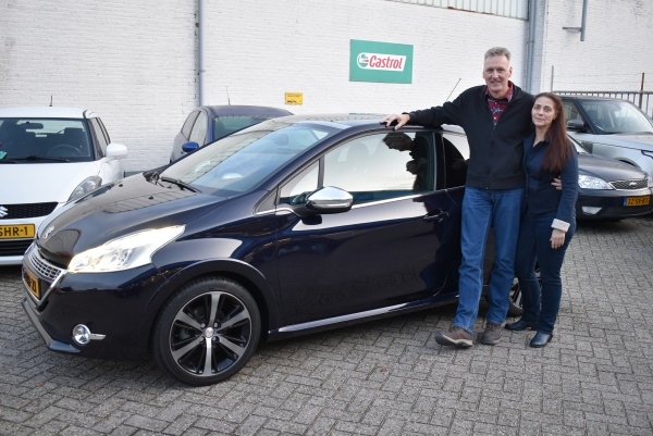 Aflevering Peugeot 208-2019-11-06 17:15:30