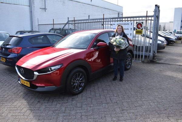 Aflevering Mazda CX-30