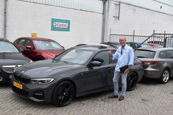 Aflevering BMW 320i-2021-06-30 12:09:29