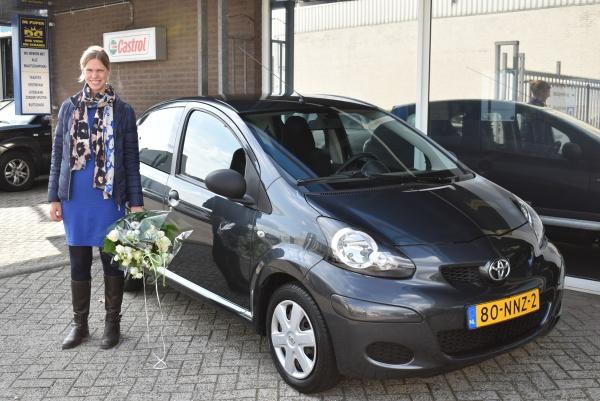 Aflevering Toyota Aygo-2019-09-10 12:33:30
