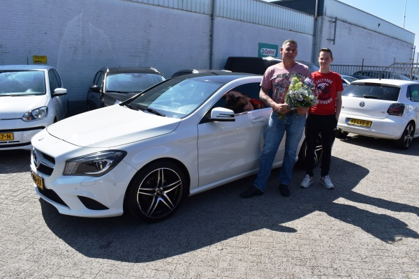Aflevering Mercedes-Benz CLA-2021-06-02 11:16:52