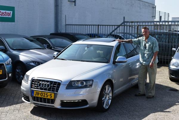 Aflevering Audi S6