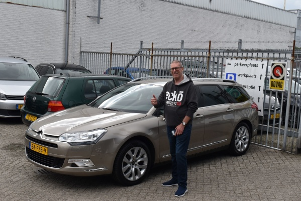 Aflevering Citroën C5-2021-05-20 15:52:36