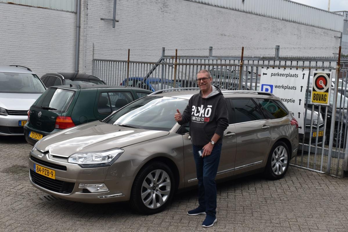Aflevering Citroën C5