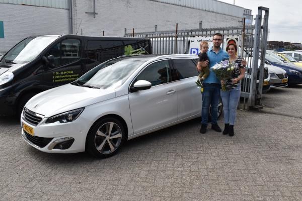 Aflevering Peugeot 308-2021-06-16 06:12:01